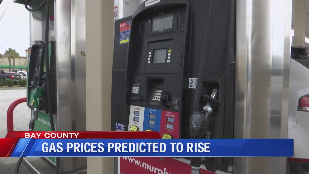 Gas Prices Predicted to Rise