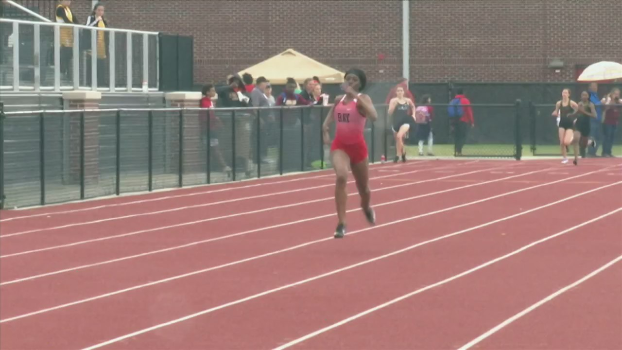Bay County Championship track meet held Friday at Tommy Oliver