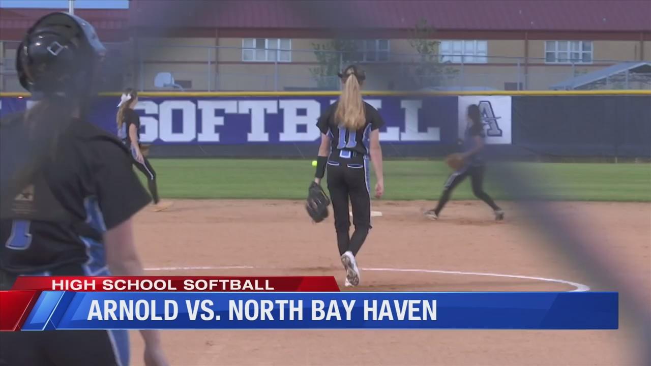 North Bay Haven wins Bay County softball championship game