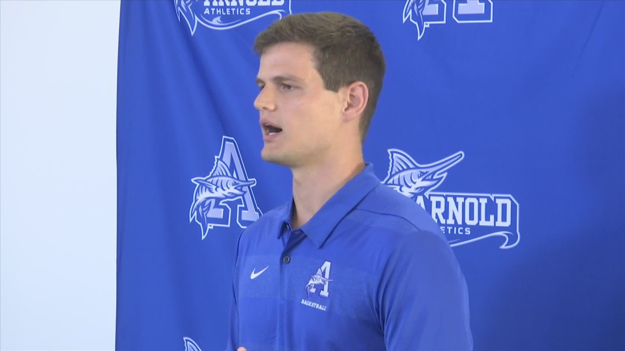 New Arnold basketball coach ready to get started