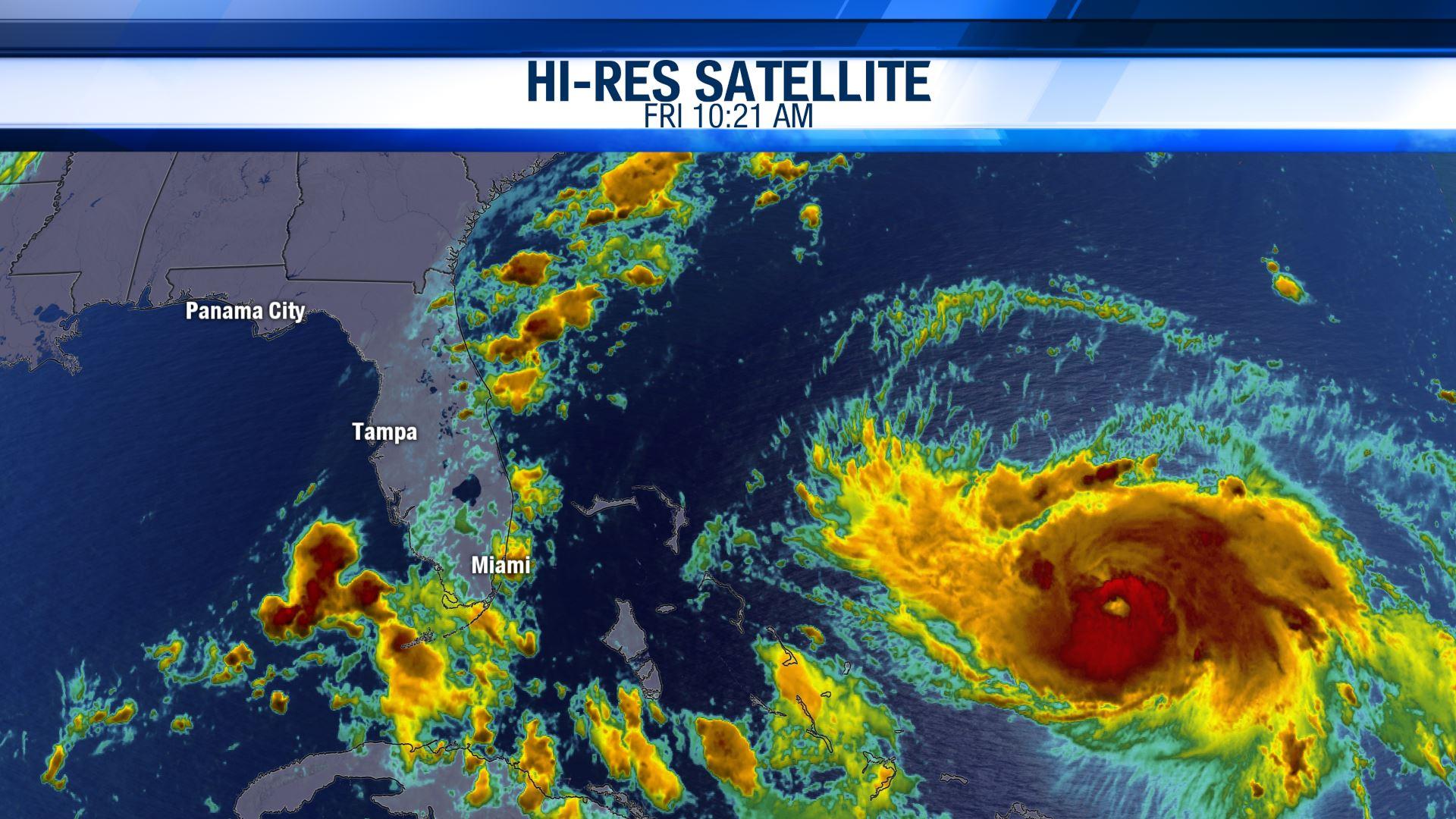 Tracking the Tropics   WMBB - mypanhandle com