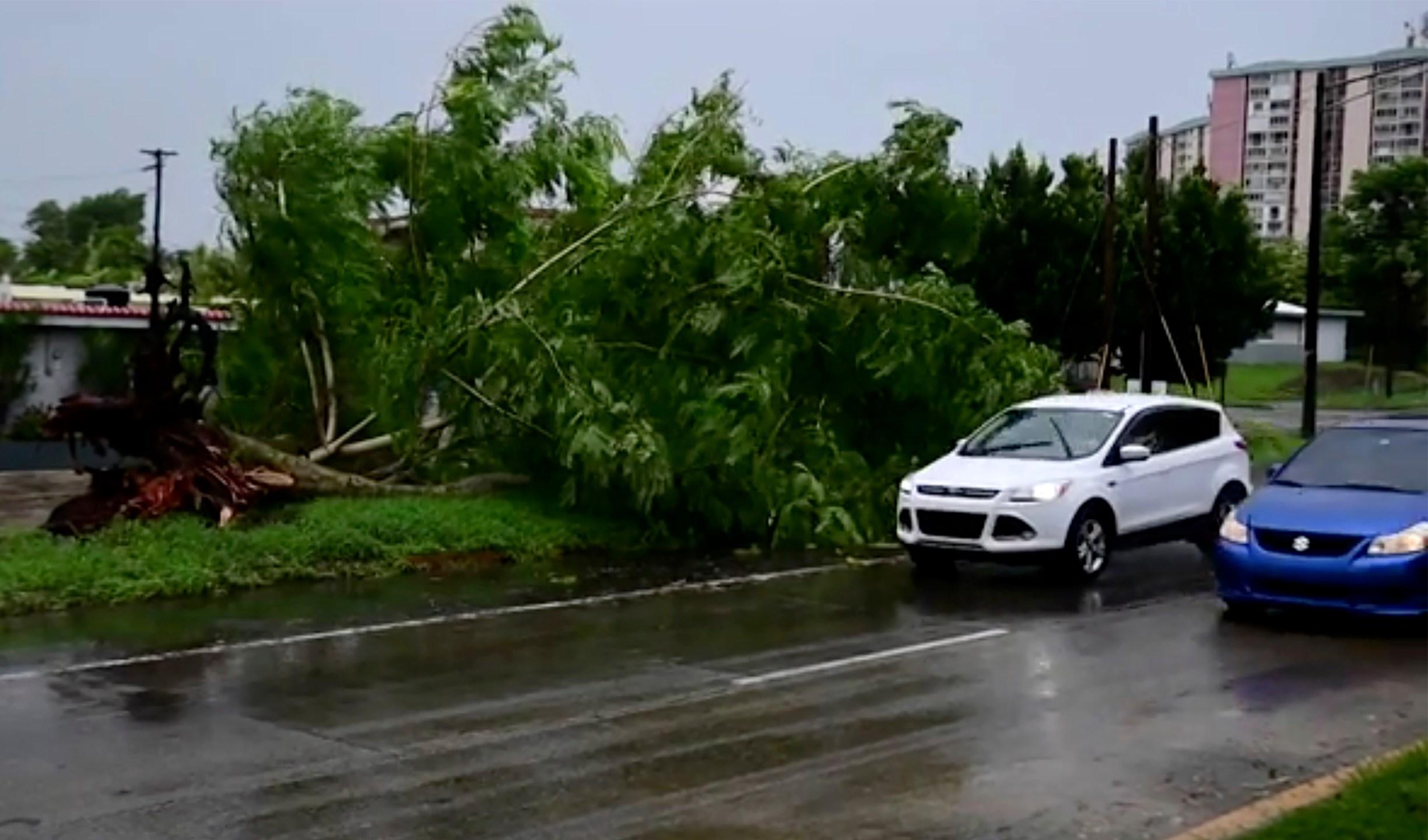 Bahamas Florida Brace As New Hurricane Isaias Bears Down