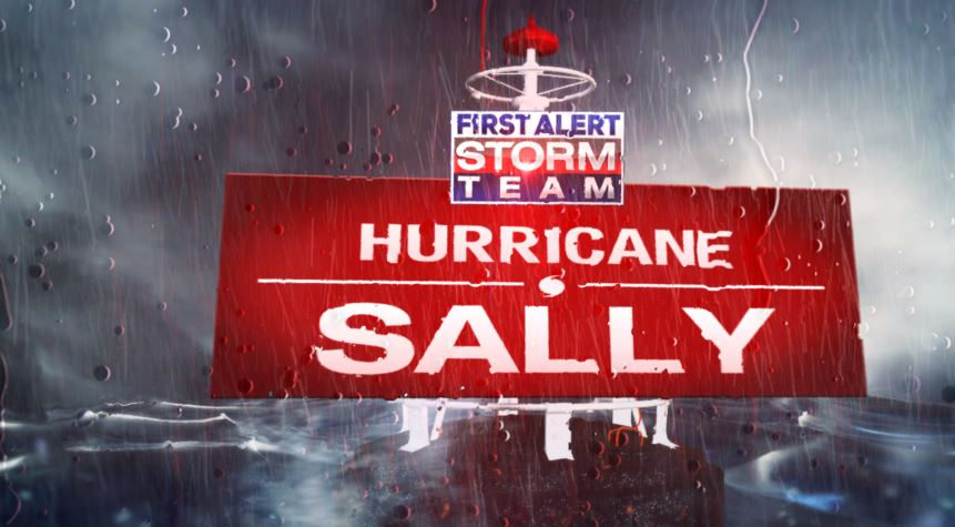 4 a.m. update: Hurricane Sally slowing, historic flash ...Hurricane Sally Update