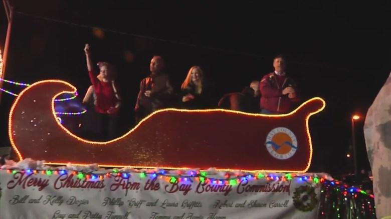 Panama City, FL   Jaycees Christmas Parade to roll down Harrison