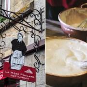 La Mère Poulard et sa mythique omelette