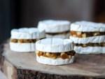 fromage garni aux fruits secs