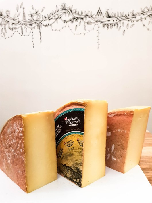 fromage vacherin fribourgeois aop
