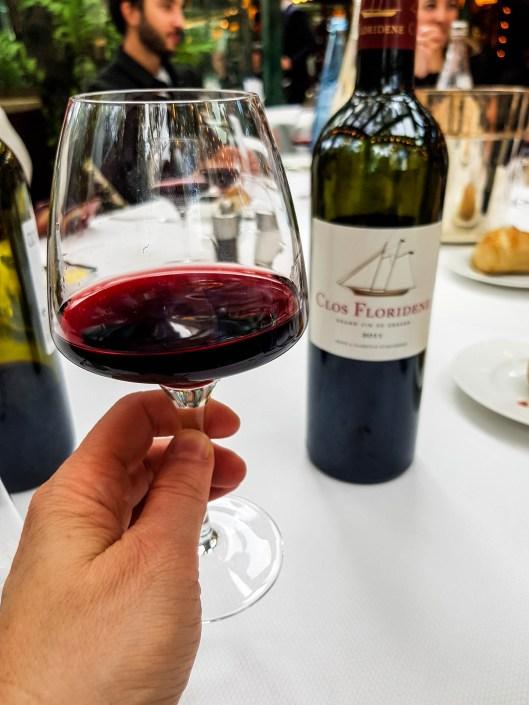 """vin Graves rouge """"Clos Floridène"""" 2011, Jean-Jacques Dubourdieu"""