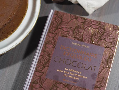 Dictionnaire exquis du chocolat de Nathalie Helal