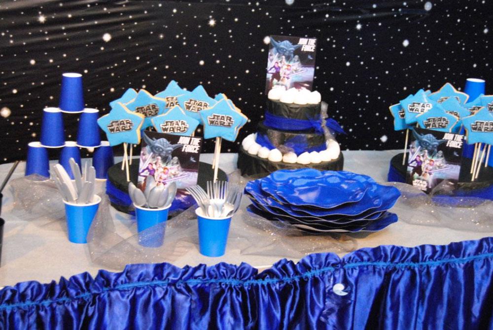 Feste di compleanno a tema per bambini  Star Wars Party