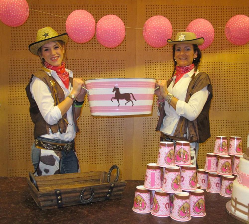 Festa a tema country per bambini e bambine a Lugano