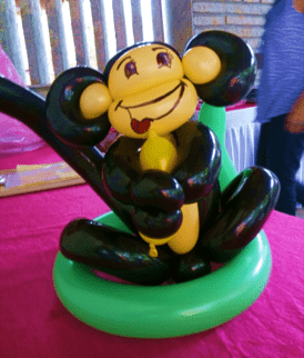 Top Balloon Modelling artist