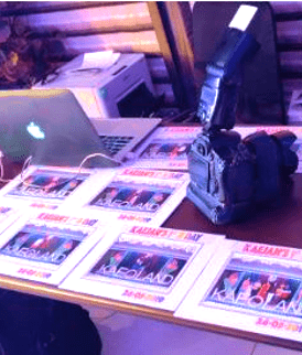 Hire instant photo booth for birthday party entertainment in Bangalore-min