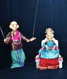 puppet show for birthday party