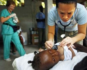 Consider volunteering in international medical programs
