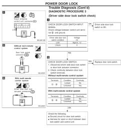 nissan patrol central locking wiring diagram [ 1365 x 1466 Pixel ]