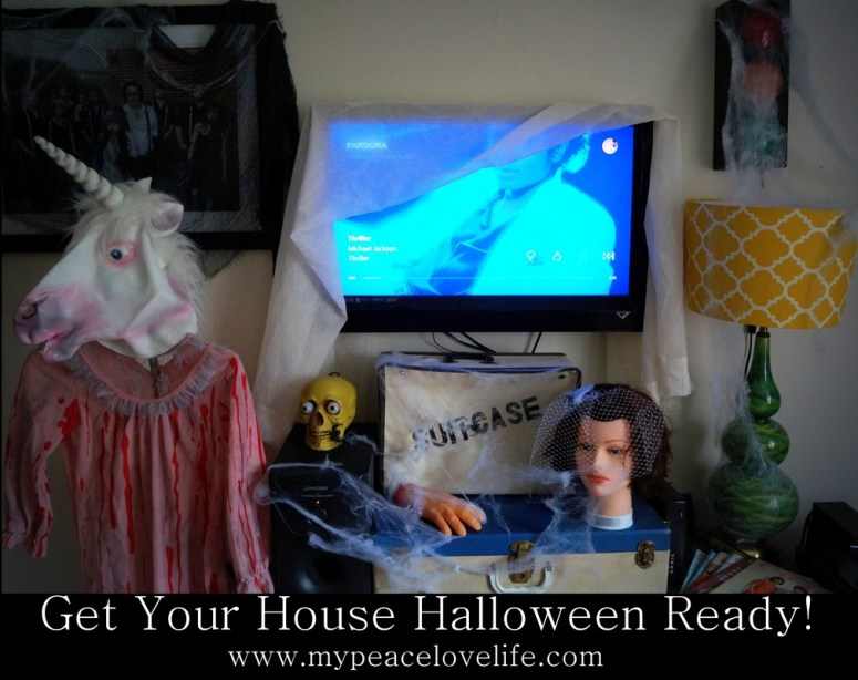 Get your House Halloween Ready!