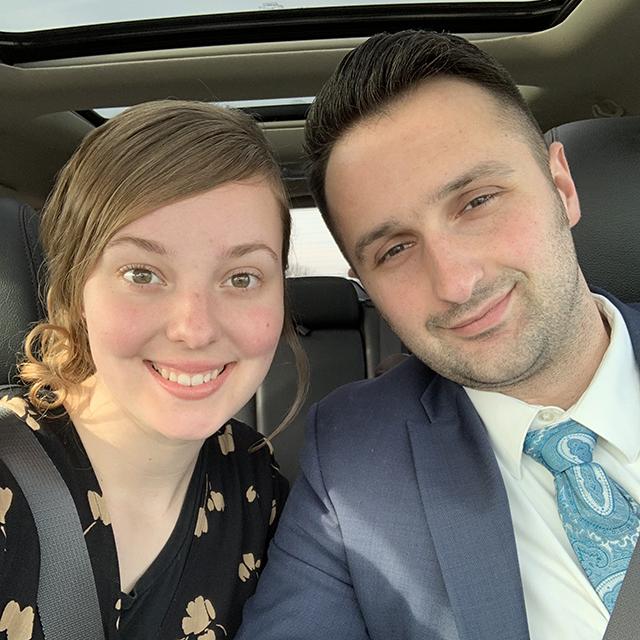 Nathan and Marisa Burgett