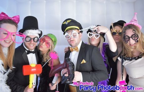 Photobooth santorini woking guildford party parties