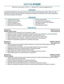 Sales Associate Job Description Resume ] | Sales Associate Job ...
