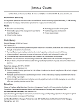 Resume Template Styles | Resume Templates | MyPerfectResume