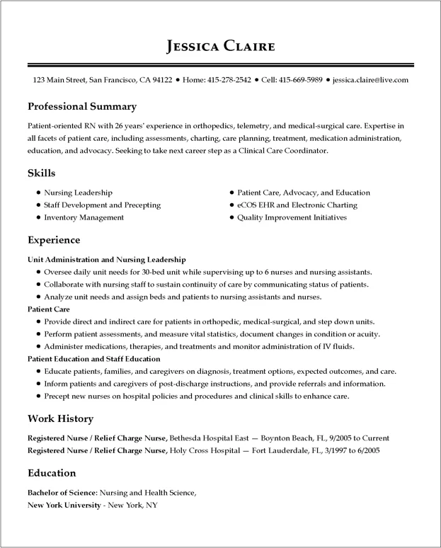 Resume Format Guide  Which Format to Use  MyPerfectResume