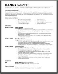 Free Professional Resume Templates From Myperfectresume Com