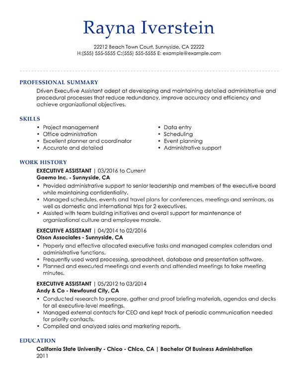 Sampling is the key technique used to digitize analog information. Customize Any Of These Free Professional Resume Examples