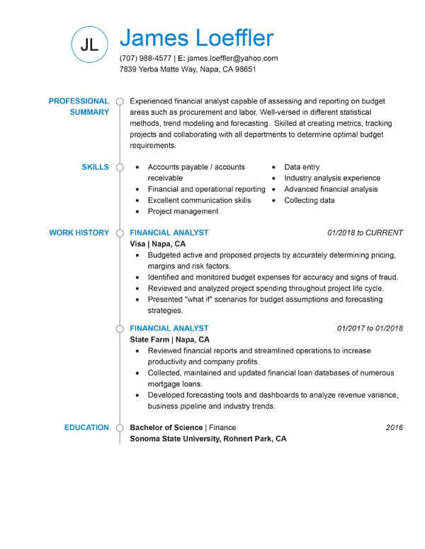 essential student resume samples