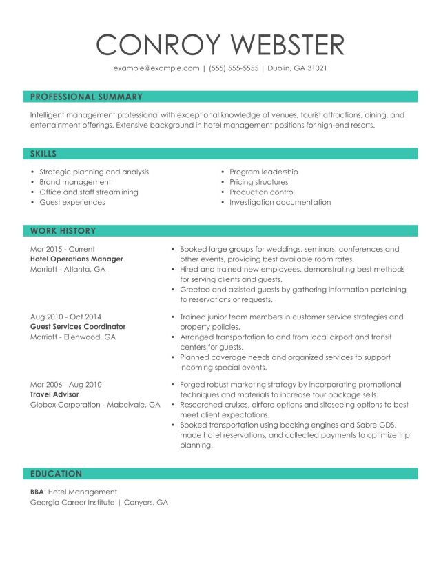 See Our Top Customer Service Resume Example  MyPerfectResume