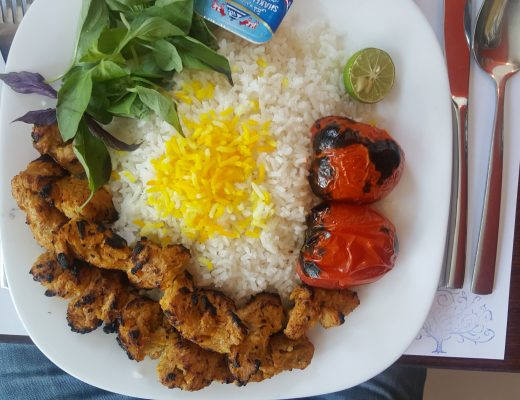 Traveling to Iran as a vegan? It's not as hard as you might think! Discover everything you need to know from vegan Persian dishes, desserts, and snacks to where to shop and the best vegan restaurants in Tehran with this complete guide to being vegan in Iran.