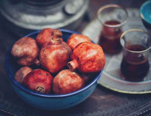 Find out how Iranians celebrate Yalda night, the longest night of the year, and follow these simple steps to join in on the fun!