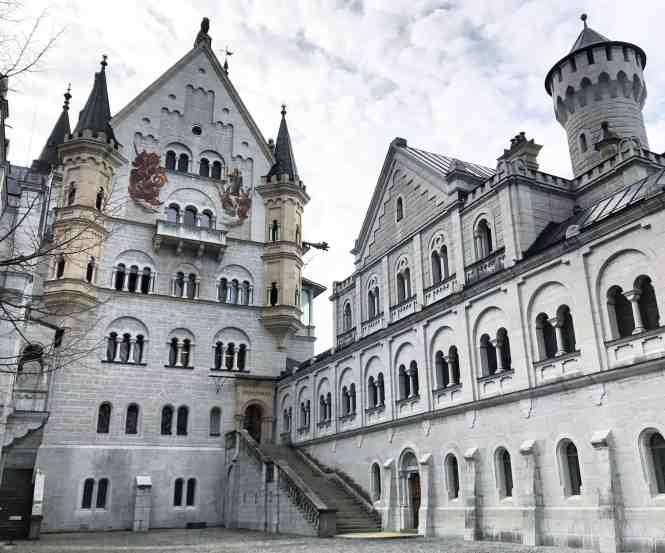 Neuschwanstein Castle | www.mypetitejoys.com