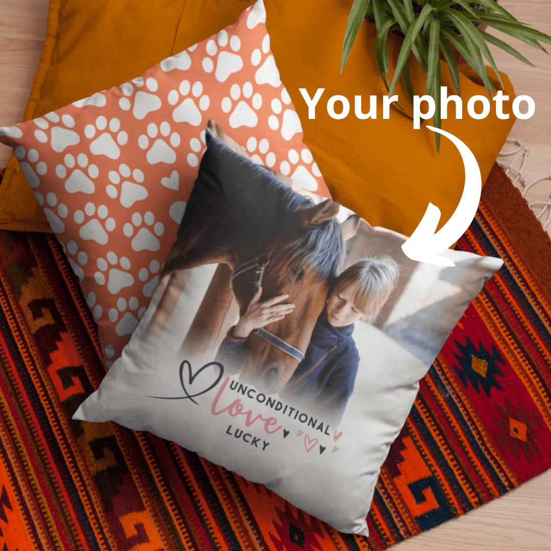 custom pillow gifts petsies
