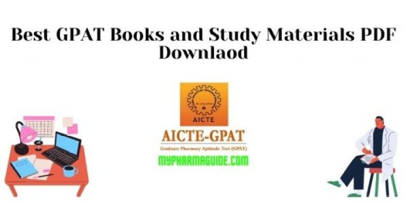 Download Best GPAT Books and GPAT Study Materials Online