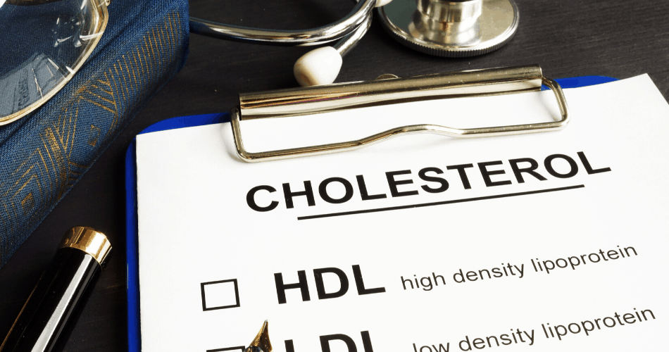 different types of cholesterol
