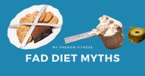 fad diet myths