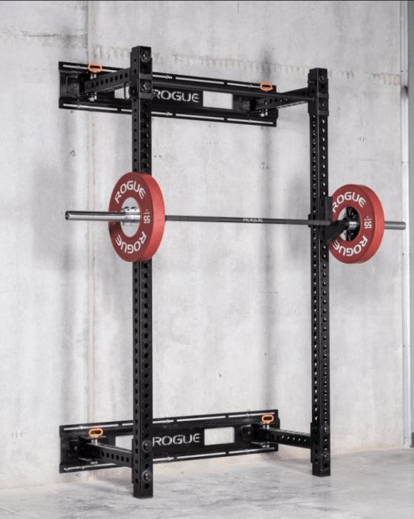 best folding wall mounted squat rack