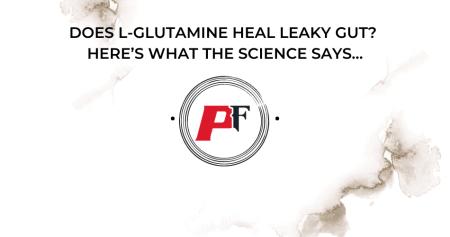 L-Glutamine Heal Leaky Gut