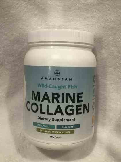 Amandean Collagen Powder Review