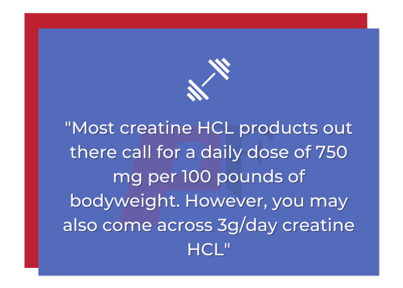 How Do You Use Creatine HCL?