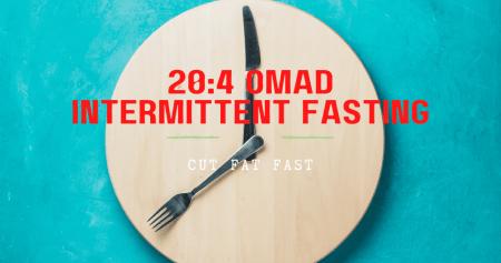 20:4 OMAD Intermittent Fasting
