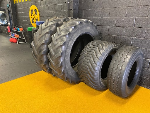 tires and tire workouts