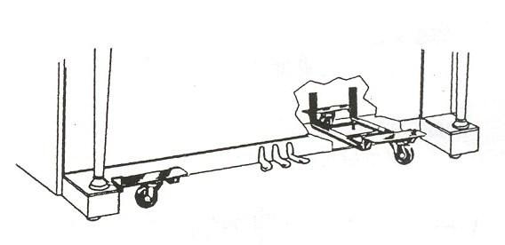 Affleck Piano Tuning :: Trucks & Dollies :: Upright Piano
