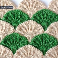 Free Leaf Crochet Pattern Diagram 1999 Toyota Camry Fuse Box Mypicot | Patterns