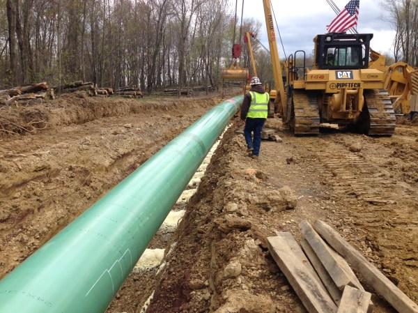 Pipeline Inspector Training