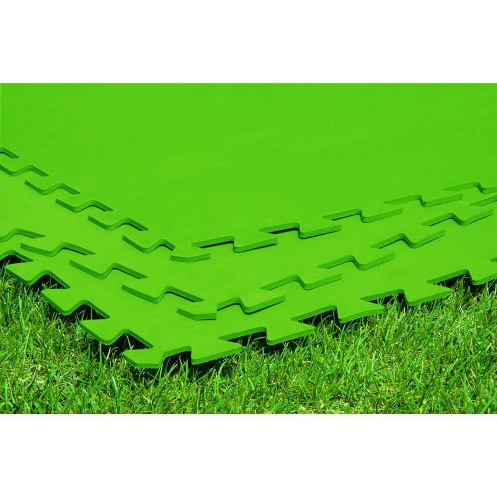lot de 8 tapis de sol 78 x 78 cm pour spa gonflable