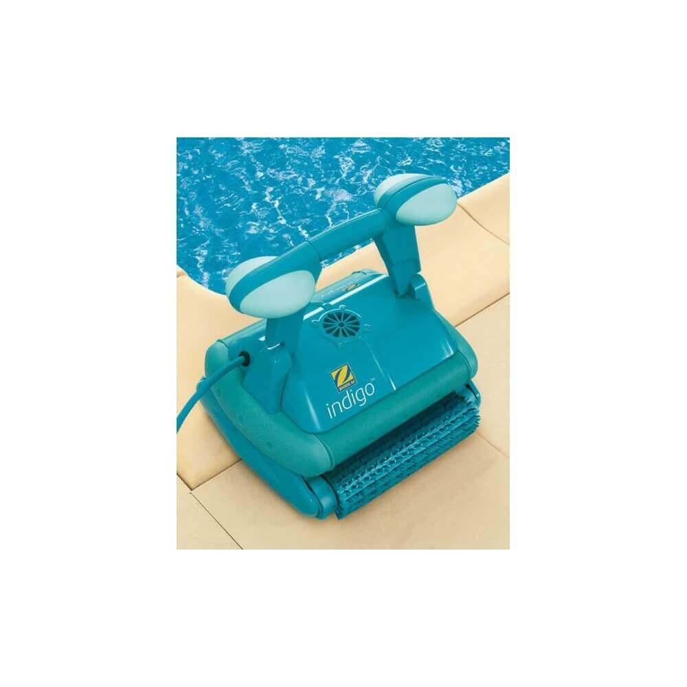 Robot de piscine lectrique fond et parois Zodiac Indigo  MyPiscine