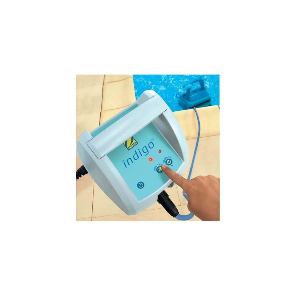 Robot de piscine lectrique fond et parois Zodiac Indigo