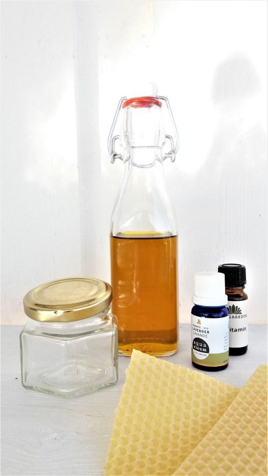 ingredienser til ringblomstsalve
